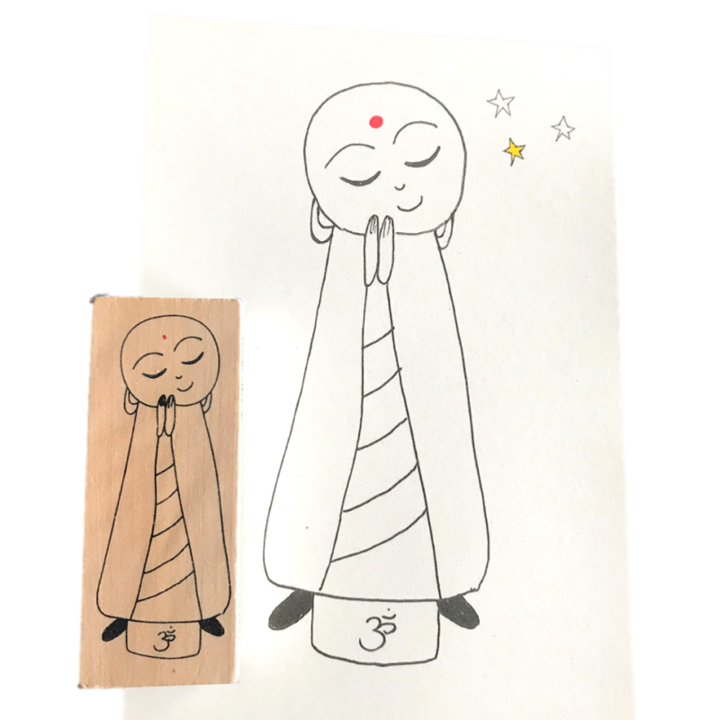 website stempel + kaart mediteren doe je zo
